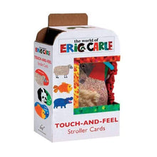 World of Eric Carle™ Touch-And-Feel Stroller Cards