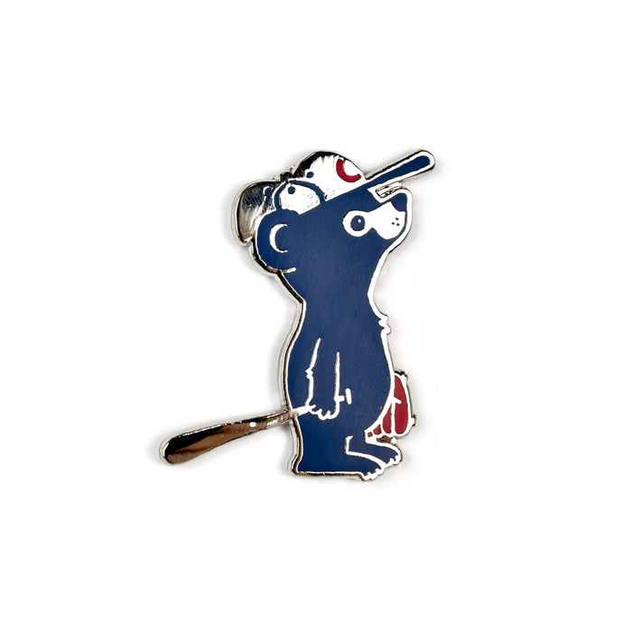 Lovable Loser Chicago Baseball Enamel Pin