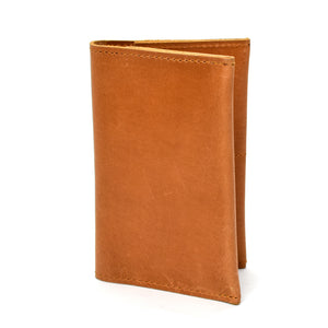 Eyerusalem Leather Passport Wallet