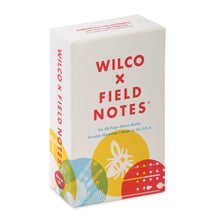 Wilco × Field Notes Box Set (Set of 6)