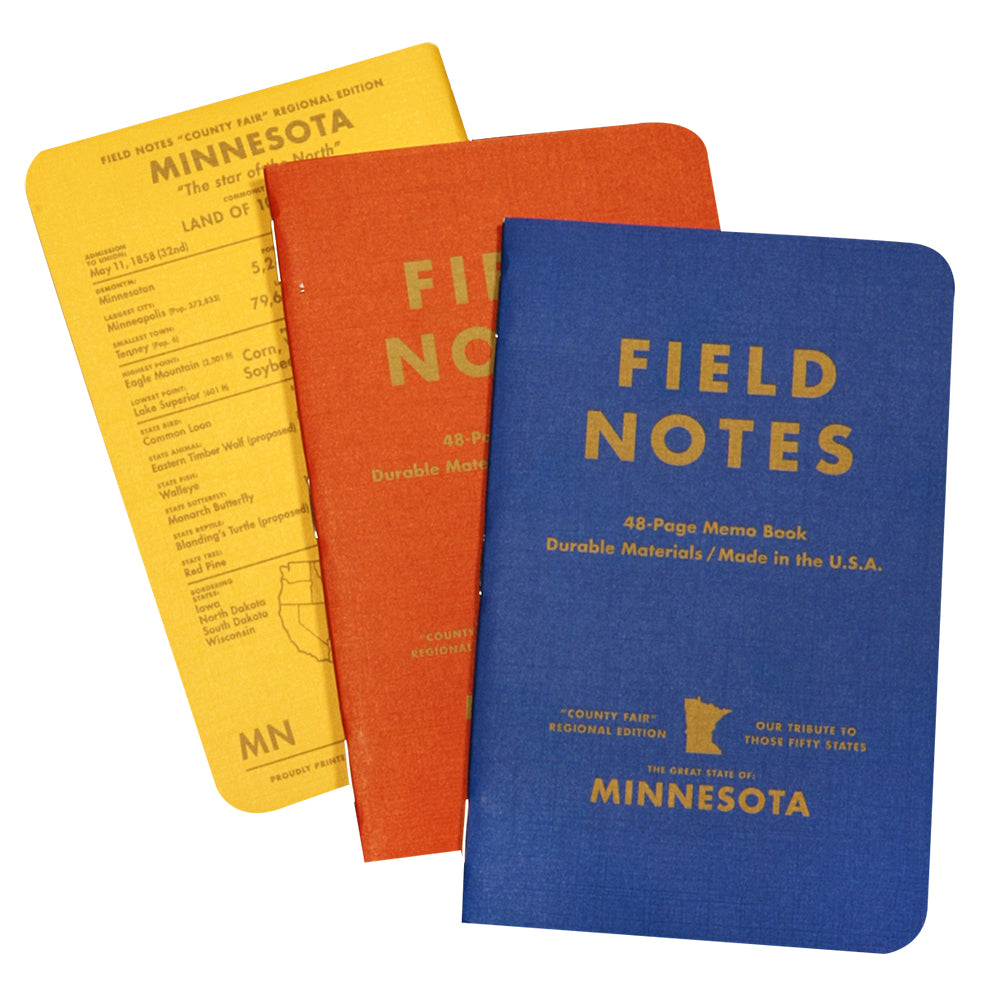 Field Notes, Minnesota County Fair