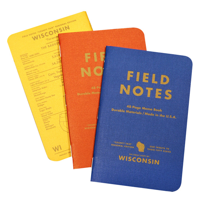 Field Notes, Wisconsin County Fair