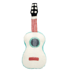 Felted Wool Musical Instrument