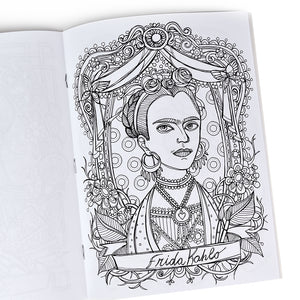 The Rebel Girls Pack (Coloring Book, Poster, & Tattoos)