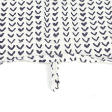 Block Printed Patterned Kitchen Towel