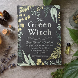 The Green Witch Book