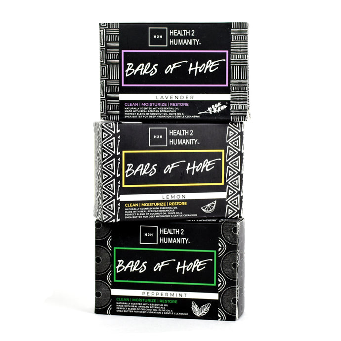 Bars of Hope Natural Soap