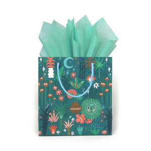 "Mystic Palms 8"" x 9"" Gift Bag"