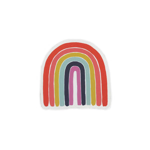 Rainbow Die-Cut Sticker