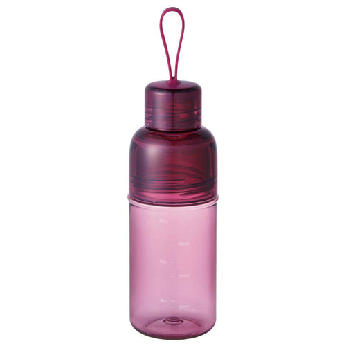 Two-Part Workout 16 oz Water Bottle