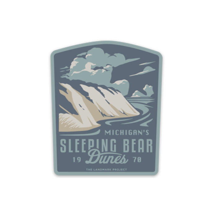 Sleeping Bear Dunes National Park Sticker
