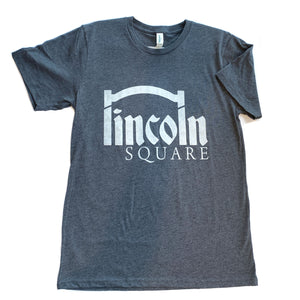Lincoln Square Neighborhood Logo Tshirts