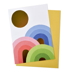 Shine On Greeting Card