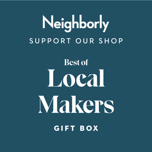 Best of Local Makers Gift Box to Support our Shop during closure