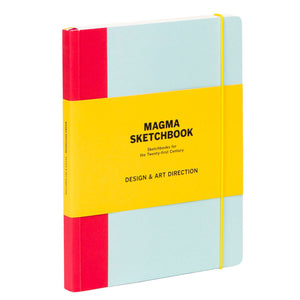 Magma Graphic Design and Art Direction Sketchbook
