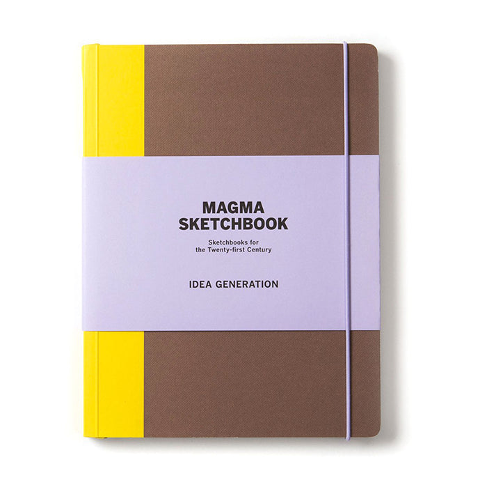 magma idea generation sketchbook notebook