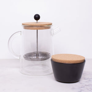 3-Way Coffeemaker (Pour Over, French Press, Pitcher)