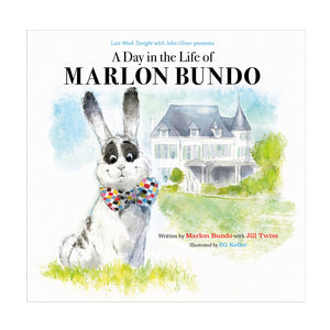 A Day in the Life of Marlon Bundo (Last Week Tonight with John Oliver edition)