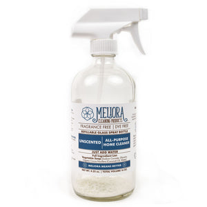 Non-Toxic, Plastic-Free All Purpose Cleaner