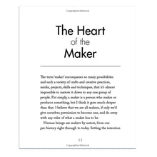 Mindful Thoughts for Makers Book