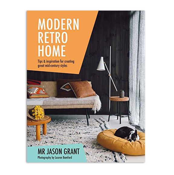 Modern Retro Home Book