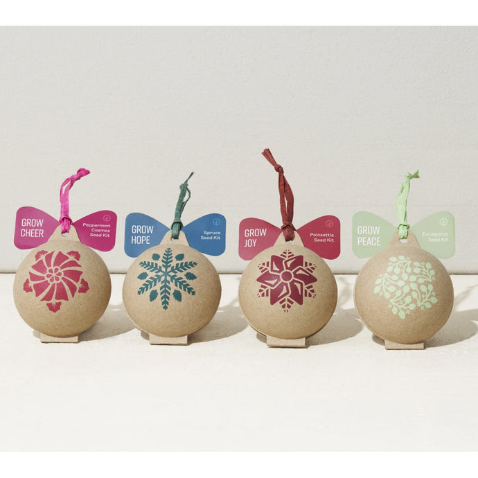 Seed Starter Kit Ornament