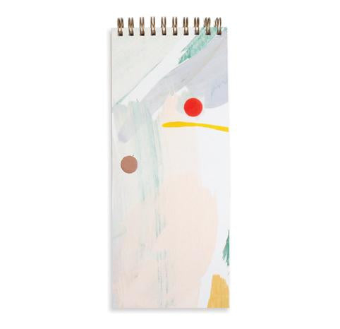 Dewdrop Hand-Painted Meal Planner