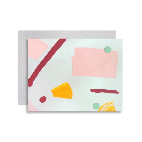Fortune Hand-Painted Stationery Set (Box of 6)