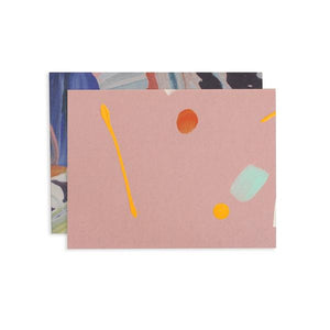Happenstance Hand-Painted Stationery Box (Set of 6)