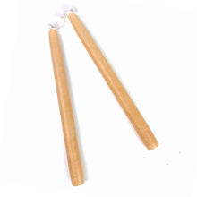 "Mole Hollow Hand Dipped 10"" Taper Candles (Set of 2)"