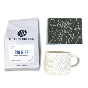 Dad's Morning Coffee Gift Box