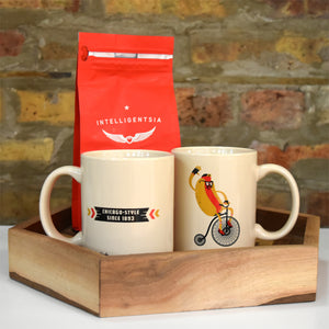 2019 Mugs for Meals Chicago Style 1893 Hot Dog Mug