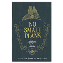No Small Plans Graphic Novel