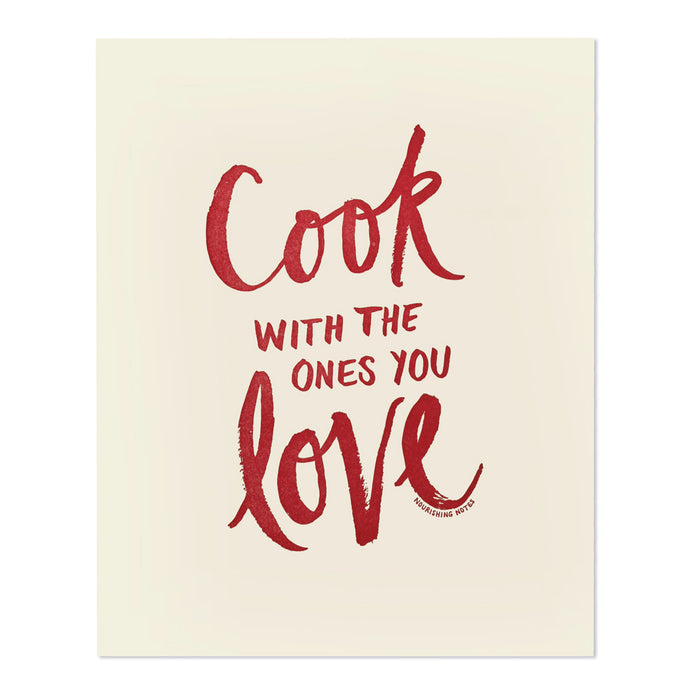 Cook With the Ones You Love 8