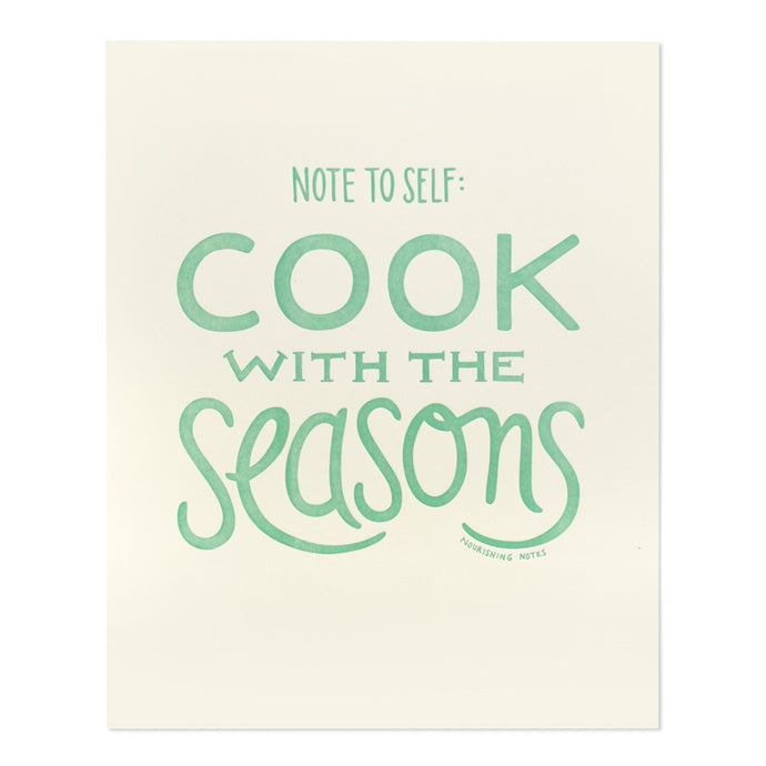 Cook with the Seasons 8
