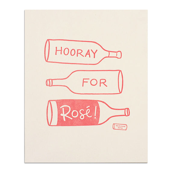 Hooray for Rosé 8