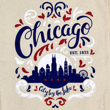 Chicago: City By The Lake Tote Bag