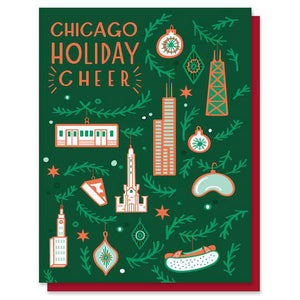 Chicago Holiday Cheer Card