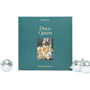 Disco Queen 500 Piece Puzzle