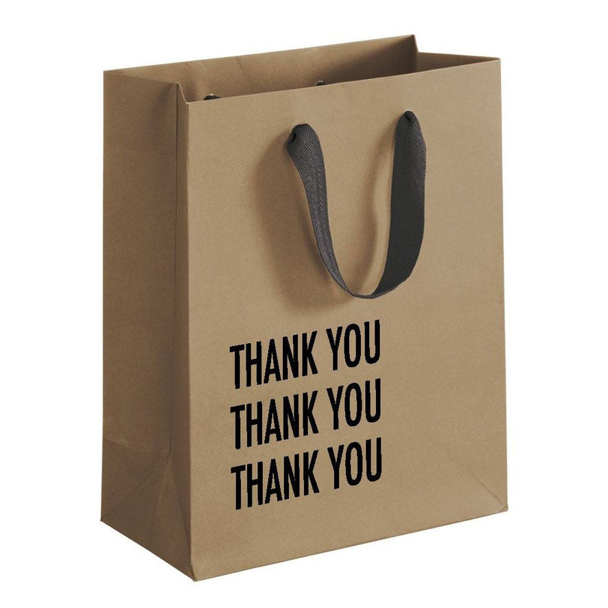 Thank You Thank You Thank You Gift Bag