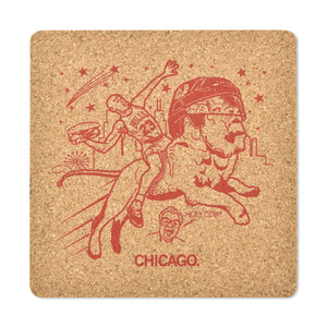 Air Chicago Bulls Coaster