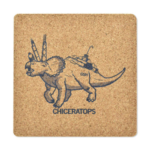 Chiceratops Coaster