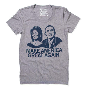Make America Obama Again Tshirt