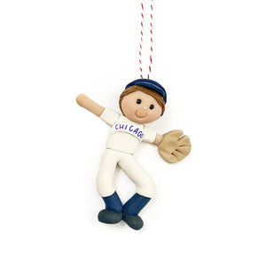 Ron Santo Chicago Cubs Ornament