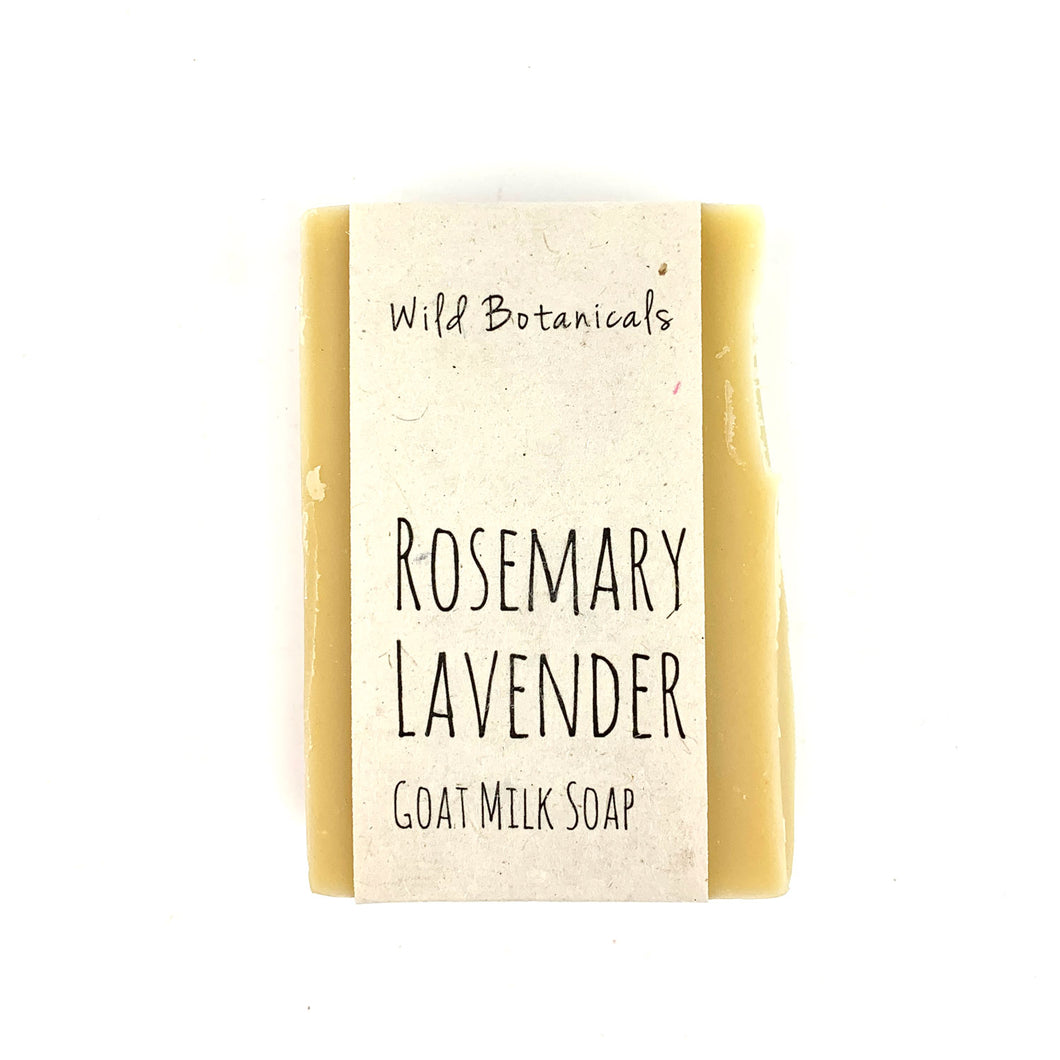Rosemary Lavender Hand & Body Wash Soap Bar