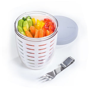 To-go Fruit & Veggie Pot