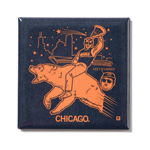 Chicago Bears Holy Schnikes Magnet
