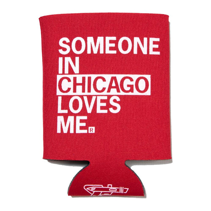 Someone in Chicago Loves Me Can Cooler