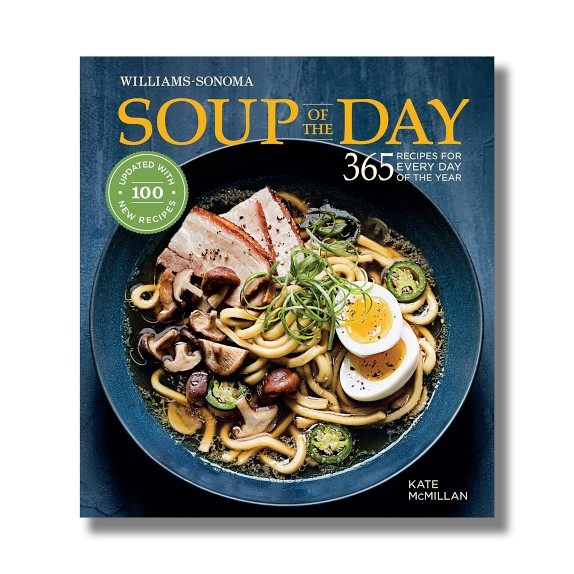 Soup of the Day: Healthy Eating Soup Cookbook Cozy Cooking Recipe a Day