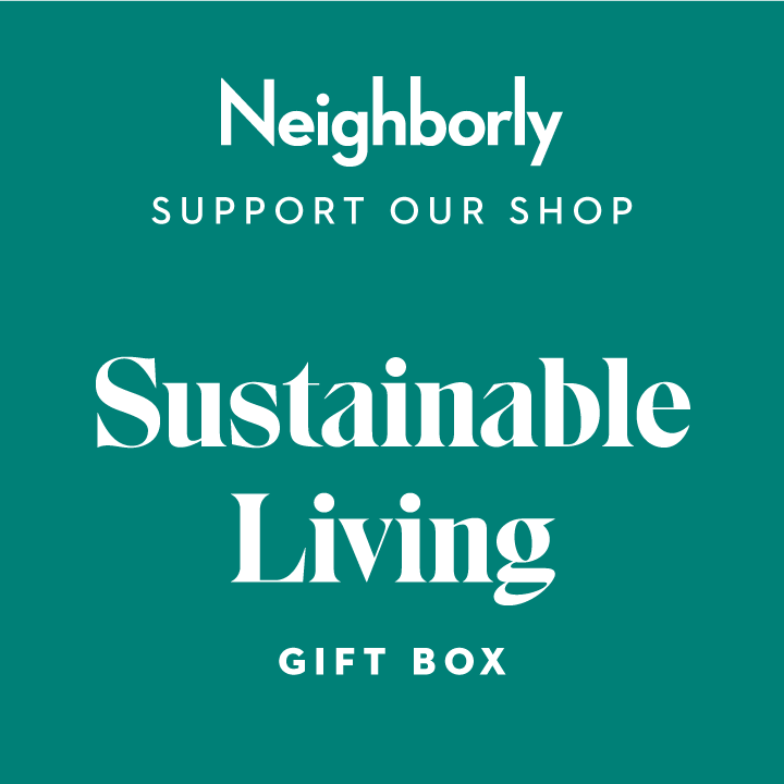Sustainable Living Gift Box to Support our Shop during the pandemic